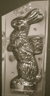 Rabbit Chocolate mold e178