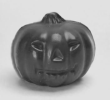 Halloween Jack o' lantern Chocolate Mold