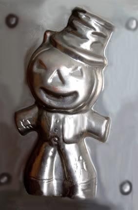 Halloween JOL Chocolate Mold