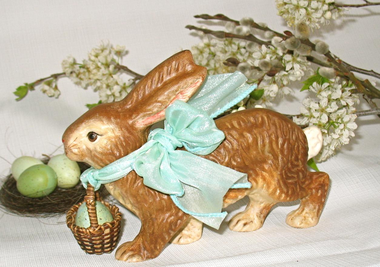Chocolate Mold rabbit