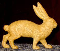 Large Anton Reiche Walking Rabbit R312