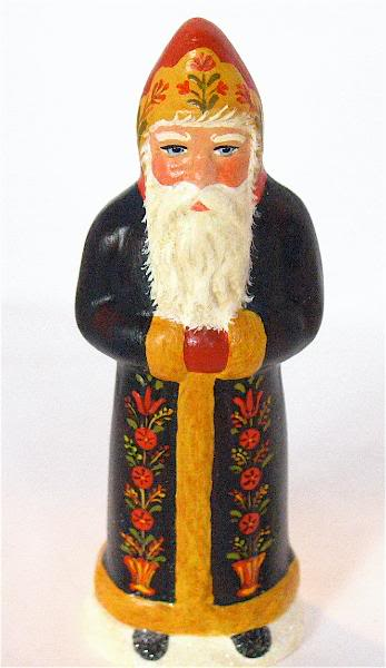 Bittersweet House German Santa