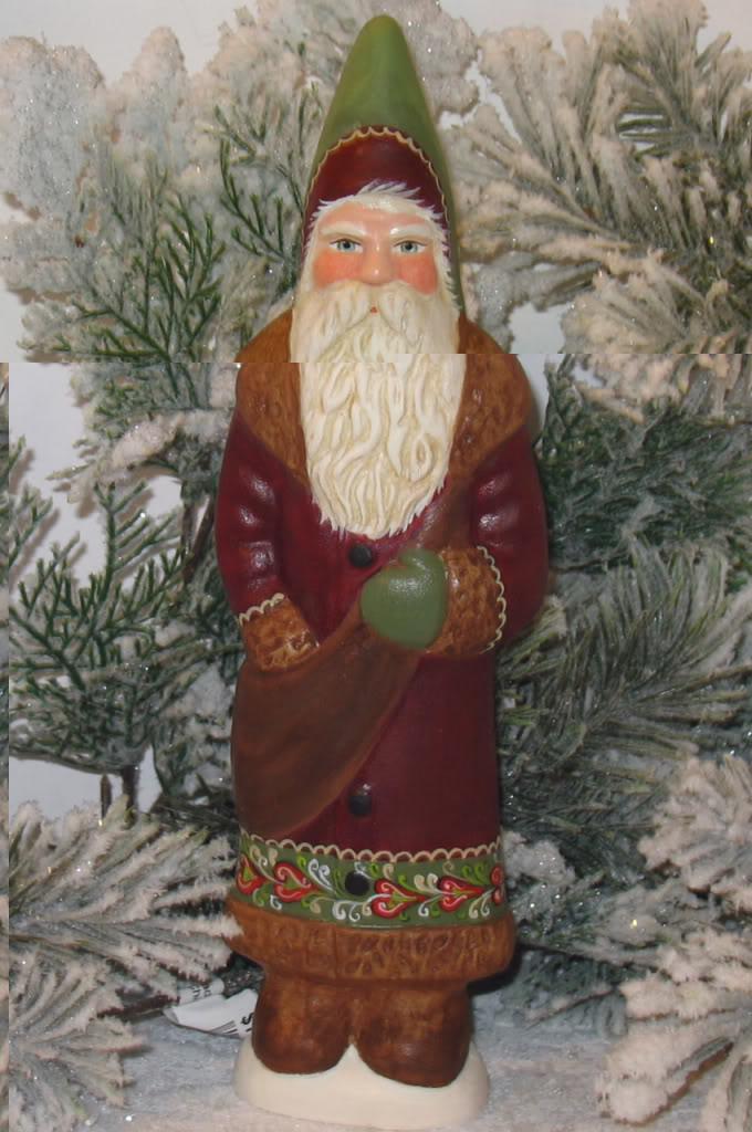 German Santa