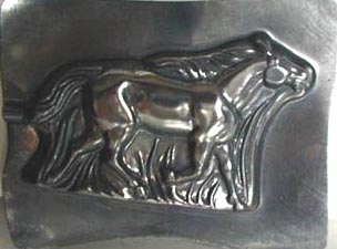 Horse Chocolate Mold